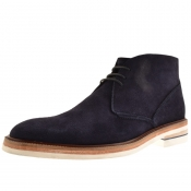 Product Image for Sweeney London Vellow Boots Navy