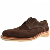 Oliver Sweeney Stogumber Brogue Shoes Brown