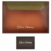 Oliver Sweeney Appley Card Holder Brown