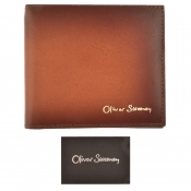 Oliver Sweeney Wrantage Billfold Wallet Brown