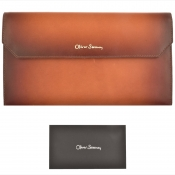 Oliver Sweeney Purtington Travel Wallet Brown