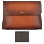 Oliver Sweeney Northay Document Holder Brown