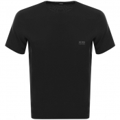 BOSS HUGO BOSS Crew Neck T Shirt Black