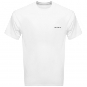 Product Image for Carhartt Script T Shirt White