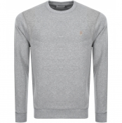 Product Image for Farah Vintage Tim Sweatshirt Grey