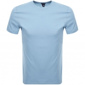 Product Image for BOSS HUGO BOSS Lecco 80 T Shirt Blue