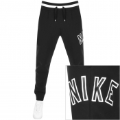Nike Air Logo Jogging Bottoms Black