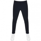 Product Image for Les Deux Como Stretch Cropped Trousers Navy