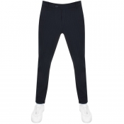Product Image for Les Deux Como Pinstripe Cropped Trousers
