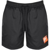 Product Image for Nike Flow Logo Swim Shorts Black