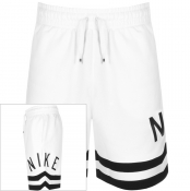 Nike Air Logo Shorts White