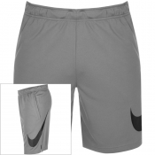 Product Image for Nike Training Logo Shorts Grey