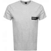 Product Image for BOSS HUGO BOSS Crew Neck T Shirt Grey