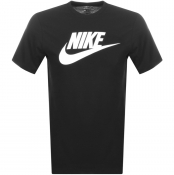 Nike Futura Icon T Shirt Black