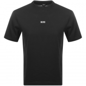 BOSS Casual Teepaper T Shirt Black