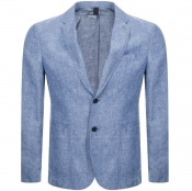 Product Image for BOSS HUGO BOSS Hanry 1 Linen Jacket Blue