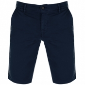 BOSS Casual Schino Slim Shorts Dark Blue