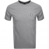 BOSS Casual Tales T Shirt Grey