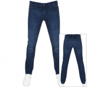 Product Image for BOSS Casual Delaware Slim Fit Jeans Blue