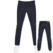 BOSS Casual Maine Regular Fit Jeans Navy
