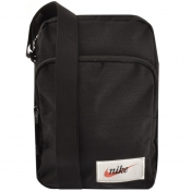 Nike Heritage Shoulder Bag Black