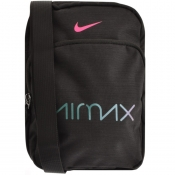 Nike Heritage Air Max Shoulder Bag Black