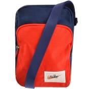 Nike Heritage Shoulder Bag Navy