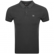 BOSS Casual Prime Polo T Shirt Black