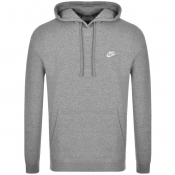 Product Image for Nike Club Hoodie Grey