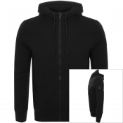 BOSS Casual Zounds Hoodie Black