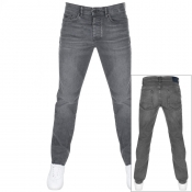 Product Image for BOSS Casual Taber Tapered Fit Jeans Grey