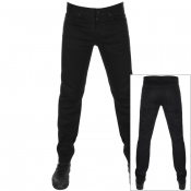 Product Image for BOSS Athleisure Delaware Trousers Black