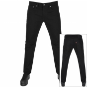 Product Image for Levis 502 Regular Tapered Jeans Black