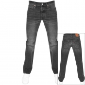 Levis 501 Original Fit Jeans Grey