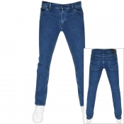 Product Image for Levis Line 8 511 Slim Straight Jeans Blue
