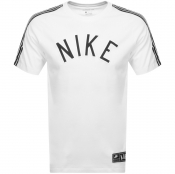 Nike Air Logo T Shirt White