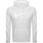 Product Image for Nike Training Swoosh Logo Hoodie White