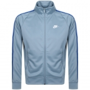 Nike Tribute Full Zip Track Sweatshirt Green