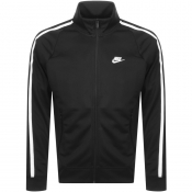 Nike Tribute Full Zip Track Sweatshirt Black