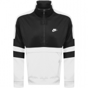 Product Image for Nike Half Zip Track Sweatshirt Black