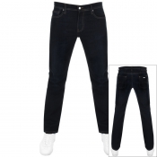 Product Image for Armani Exchange J16 Regular Fit Jeans Navy
