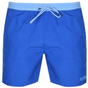 Product Image for BOSS HUGO BOSS Starfish Swim Shorts Blue