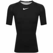 Product Image for Nike Training Compression Logo T Shirt Black