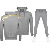 Money Sig Ape Tracksuit Grey