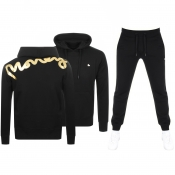 Money Sig Ape Tracksuit Black