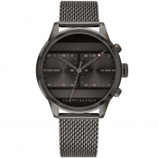 Product Image for Tommy Hilfiger Icon Dual Watch Grey