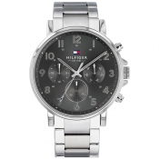 Product Image for Tommy Hilfiger Daniel Chronograph Watch Silver