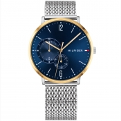 Product Image for Tommy Hilfiger Brooklyn Chronograph Watch Silver