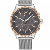 Product Image for Tommy Hilfiger Gavin Chronograph Watch Silver
