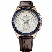 Product Image for Tommy Hilfiger Luke Chronograph Watch Brown